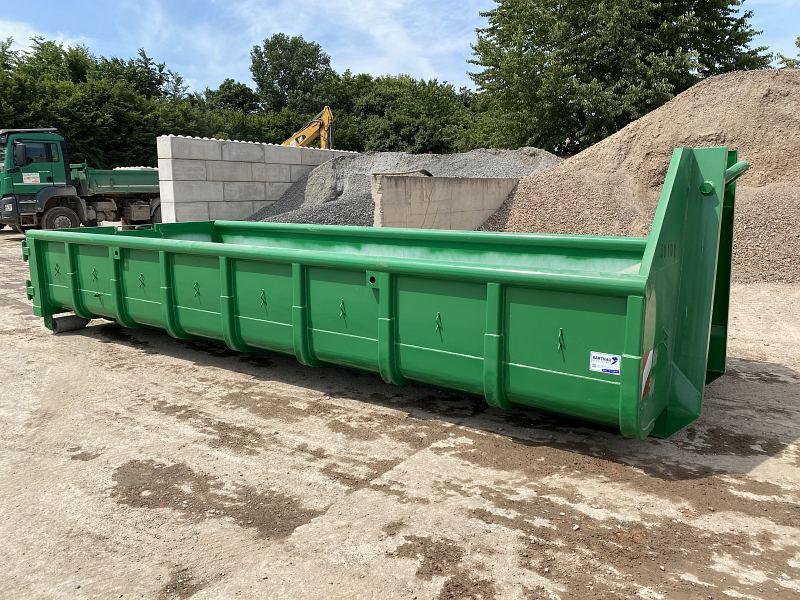 Abrollcontainer 11 cbm