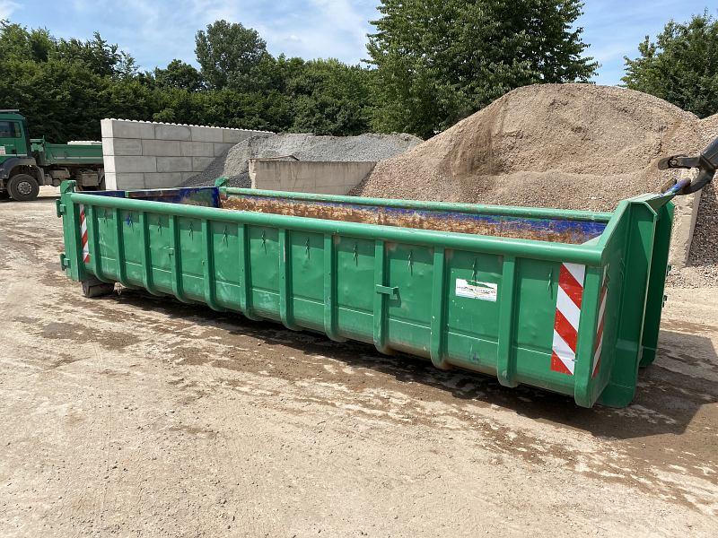 Abrollcontainer 14 cbm